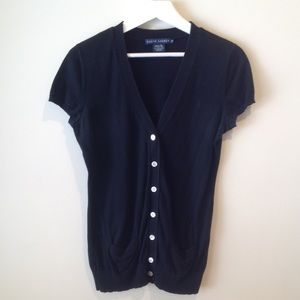 Ralph Lauren Black Cardigan